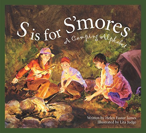 S Is for S'Mores book
