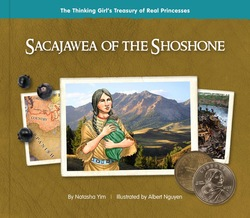 Sacajawea of the Shoshone book