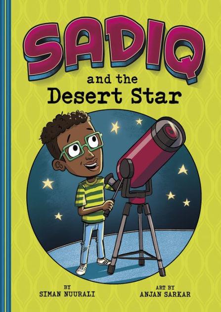 Sadiq and the Desert Star book