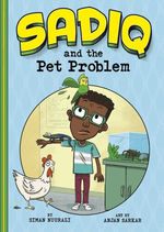 Sadiq and the Pet Problem book