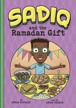 Sadiq and the Ramadan Gift book