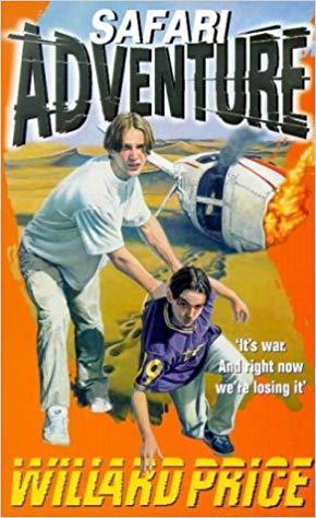 Safari Adventure book
