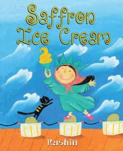 Saffron Ice Cream book