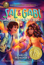 Sal and Gabi Break the Universe book