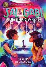 Sal and Gabi Fix the Universe book