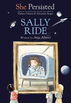 Sally Ride book