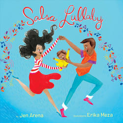 Salsa Lullaby book