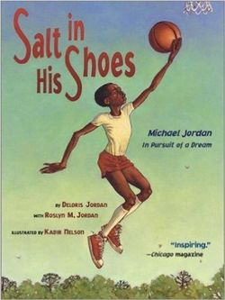 Salt in His Shoes Book