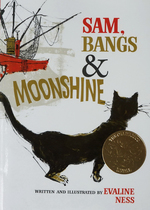 Sam, Bangs & Moonshine book