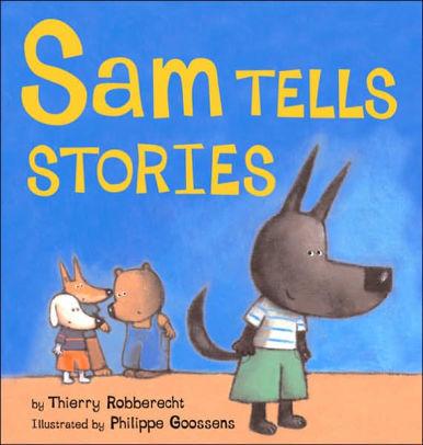 Sam Tells Stories book