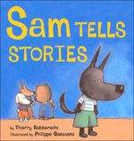 Sam Tells Stories book