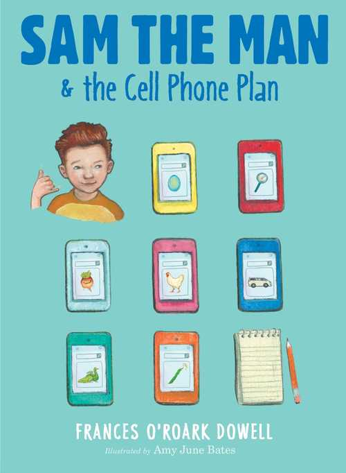 Sam the Man & the Cell Phone Plan book