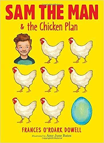 Sam the Man & The Chicken Plan book