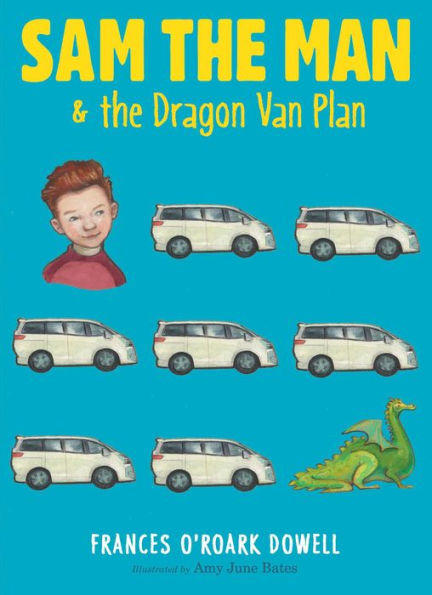 Sam the Man & the Dragon Van Plan book