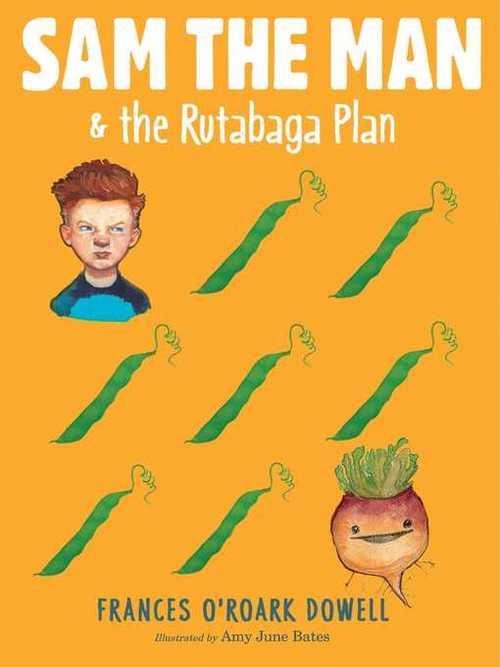 Sam the Man & the Rutabaga Plan book
