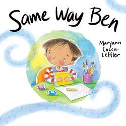 Same Way Ben book