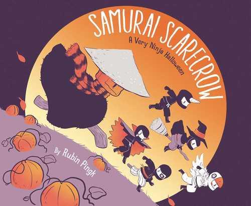 Samurai Scarecrow book