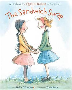 Sandwich Swap book