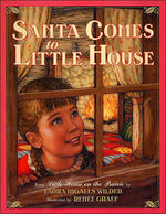 Santa Comes to Little House book