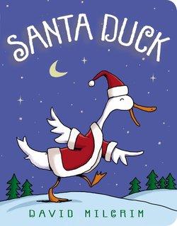Santa Duck book