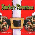 Santa's Kwanzaa book