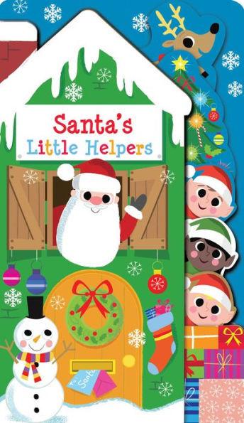 Santa's Little Helpers book