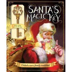 Santa's Magic Key book