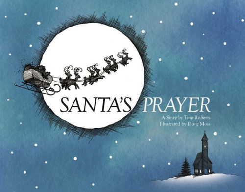 Santa's Prayer book