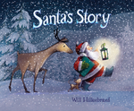 Santa's Story book