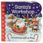 Santa's Workshop book