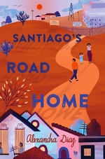 Santiago's Road Home book