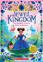 Sapphire Princess Meets a Monster book