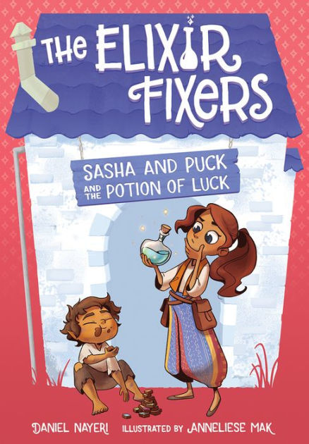 Sasha and Puck and the Potion of Luck book