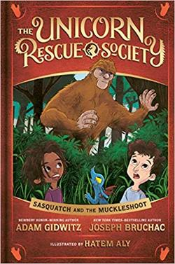 Sasquatch and the Muckleshoot book