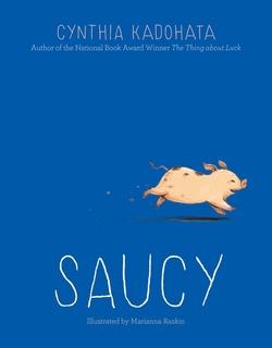 Saucy book