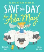 Save the Day for ADA May book