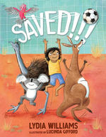 Saved!!! book