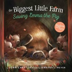 Saving Emma the Pig book