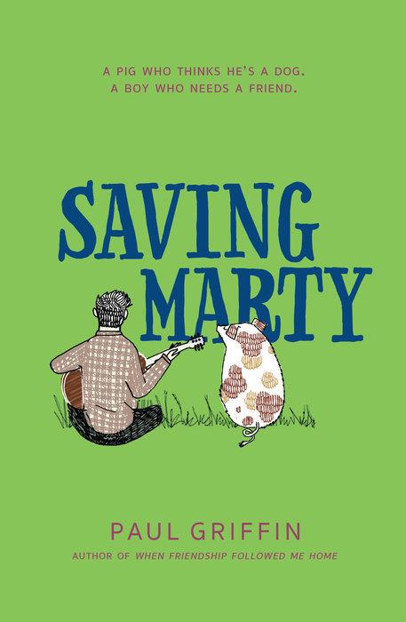 Saving Marty book