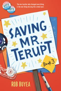 Saving Mr. Terupt book