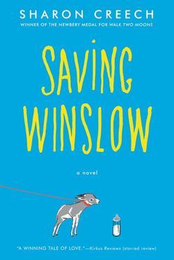 Saving Winslow book