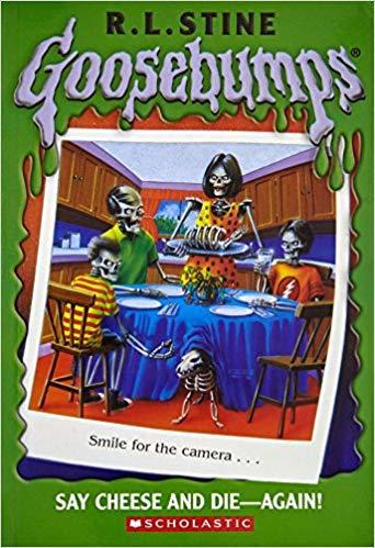 Say Cheese And Die Again book