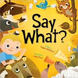 Say What? Book