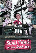 Scallywag on the Salish Sea book