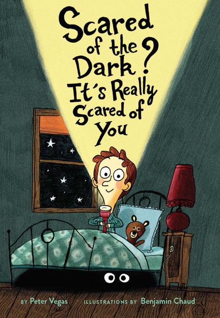 Scared of the Dark? It's Really Scared of You book