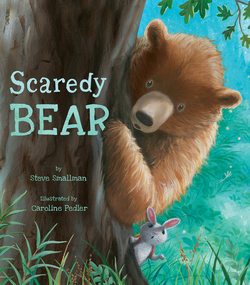 Scaredy Bear book