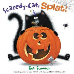 Scaredy-Cat, Splat! book