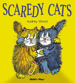 Scaredy Cats book