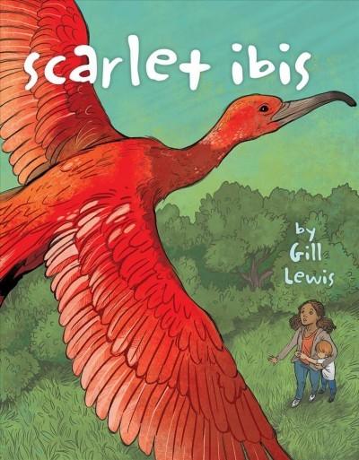 Scarlet  Ibis book