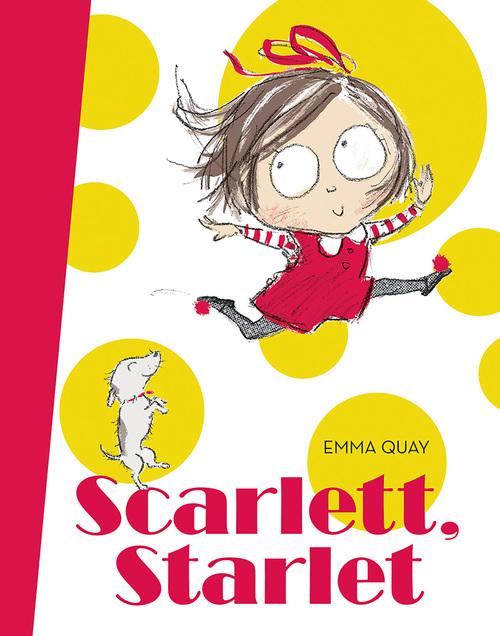 Scarlett, Starlet book